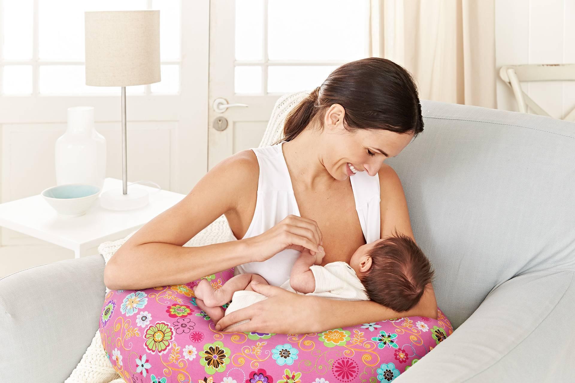 Как подготовить грудь к кормлению ребнка