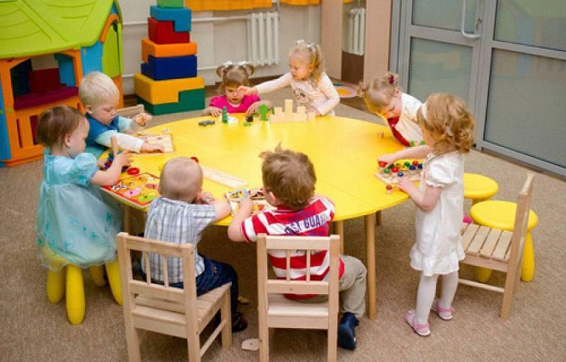 Когда лучше отдавать ребенка в детский сад?