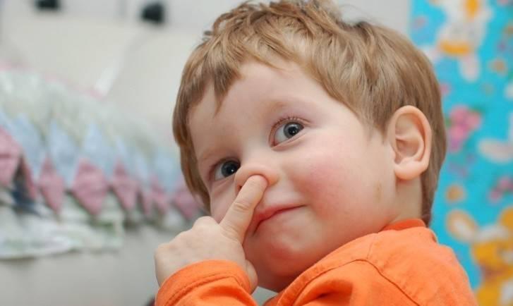 Инородное тело в носу у ребенка: признаки, советы по оказанию помощи
