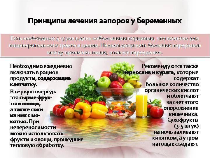 Какие фрукты полезны при беременности?