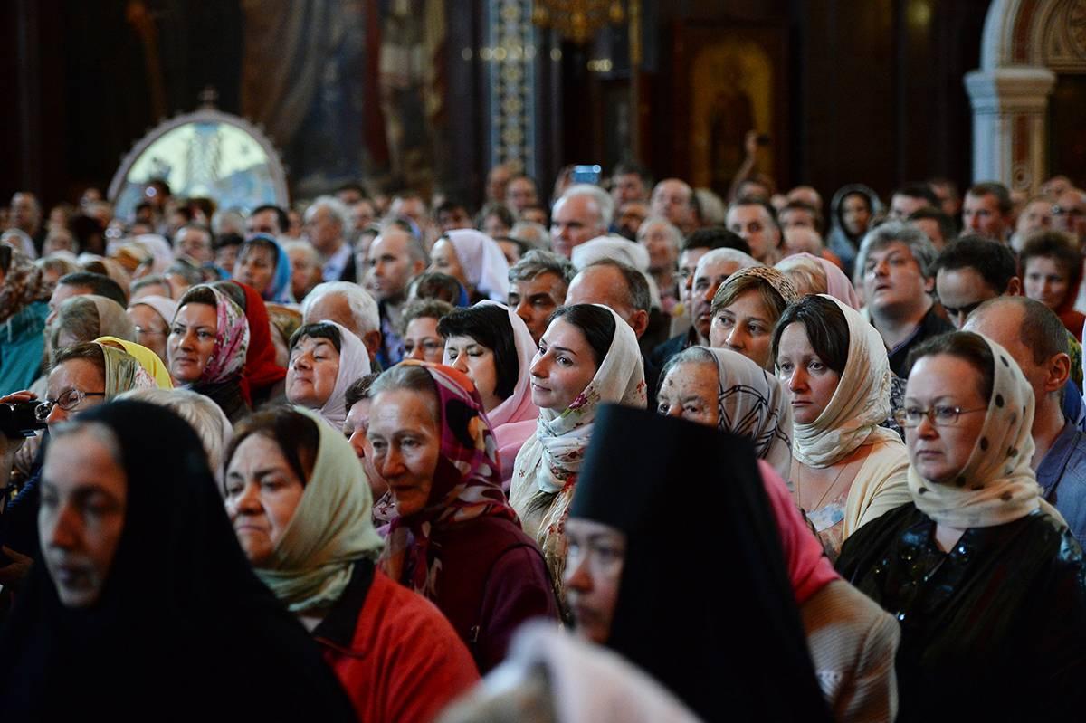 В храм с месячными можно или нет. можно или нельзя ходить в храм или церковь во время месячных: мнение православных священников