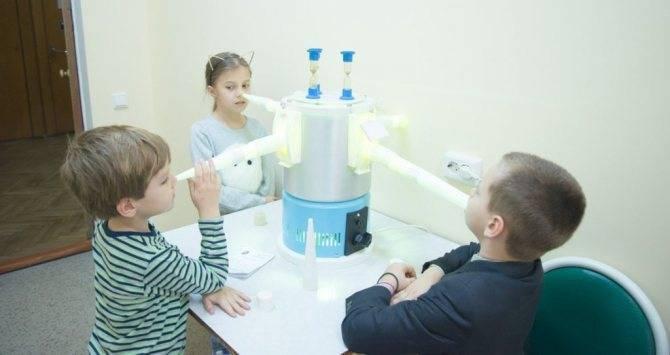 Лечение лазером аденоидов у детей: эффективность и противопоказания лазеротерапии