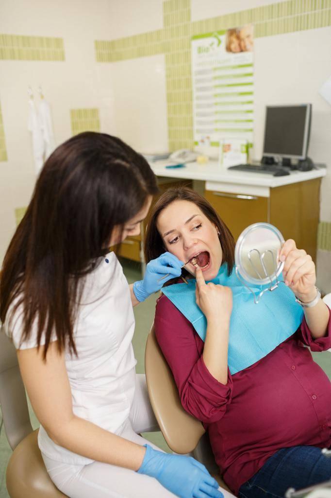 Можно ли делать рентген зубов при беременности?