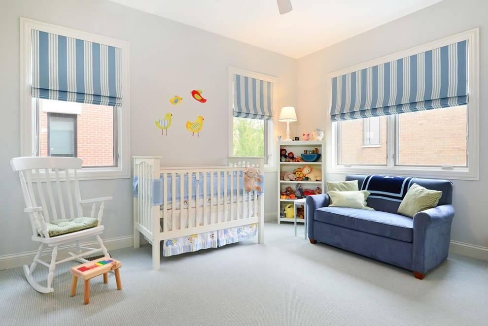 Шторы в детскую комнату: как выбрать дизайн для мальчика и девочки, лучшие идеи