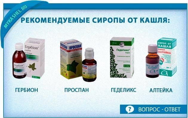 Чем лечить кашель при грудном вскармливании, что можно кормящей маме: лекарства