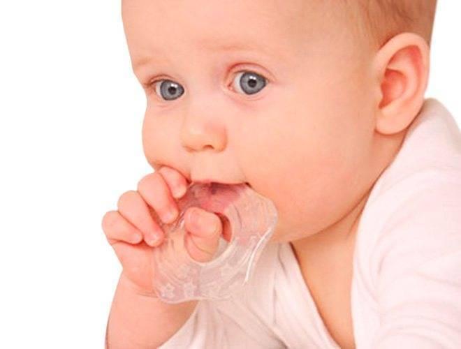 Понос и другие нарушения пищеварения при прорезывании зубов у детей