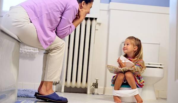 Причины частых позывов к мочеиспусканию без боли у детей