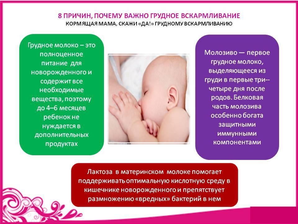 Советы по успешному грудному вскармливанию. налаживание грудного вскармливания