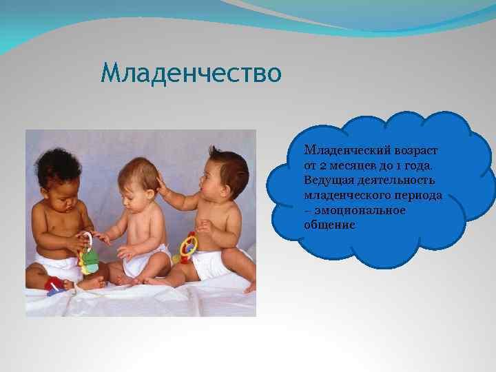 Воспитание детей от 0 до 3 лет советы