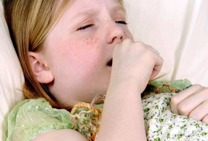 Кашель при аденоидах у детей: лечение и профилактика