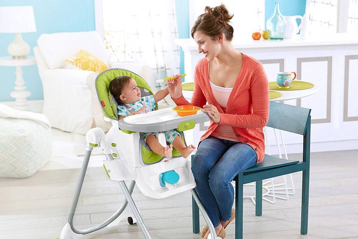 Какой выбрать стульчик для кормления: рейтинг, отзывы, ребенка (малыша)