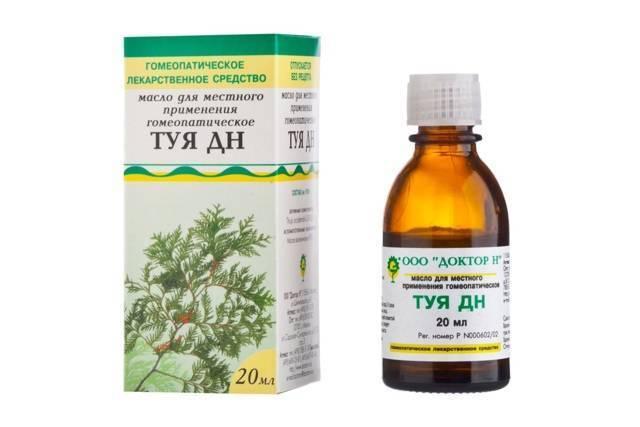 Рецепты применения масла туи при аденоидах