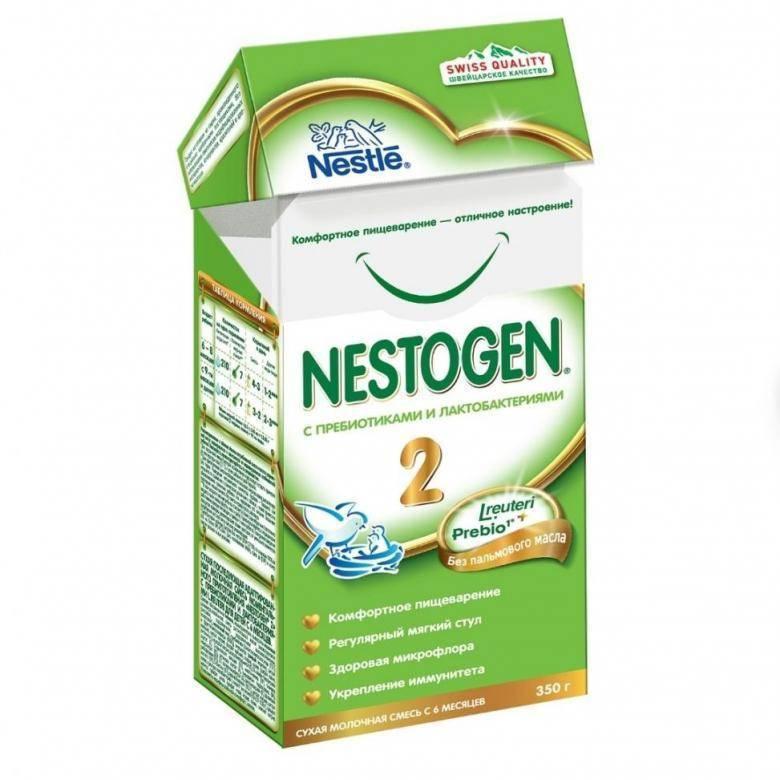 Детское молочко «nestogen-4»: с какого возраста и как развести