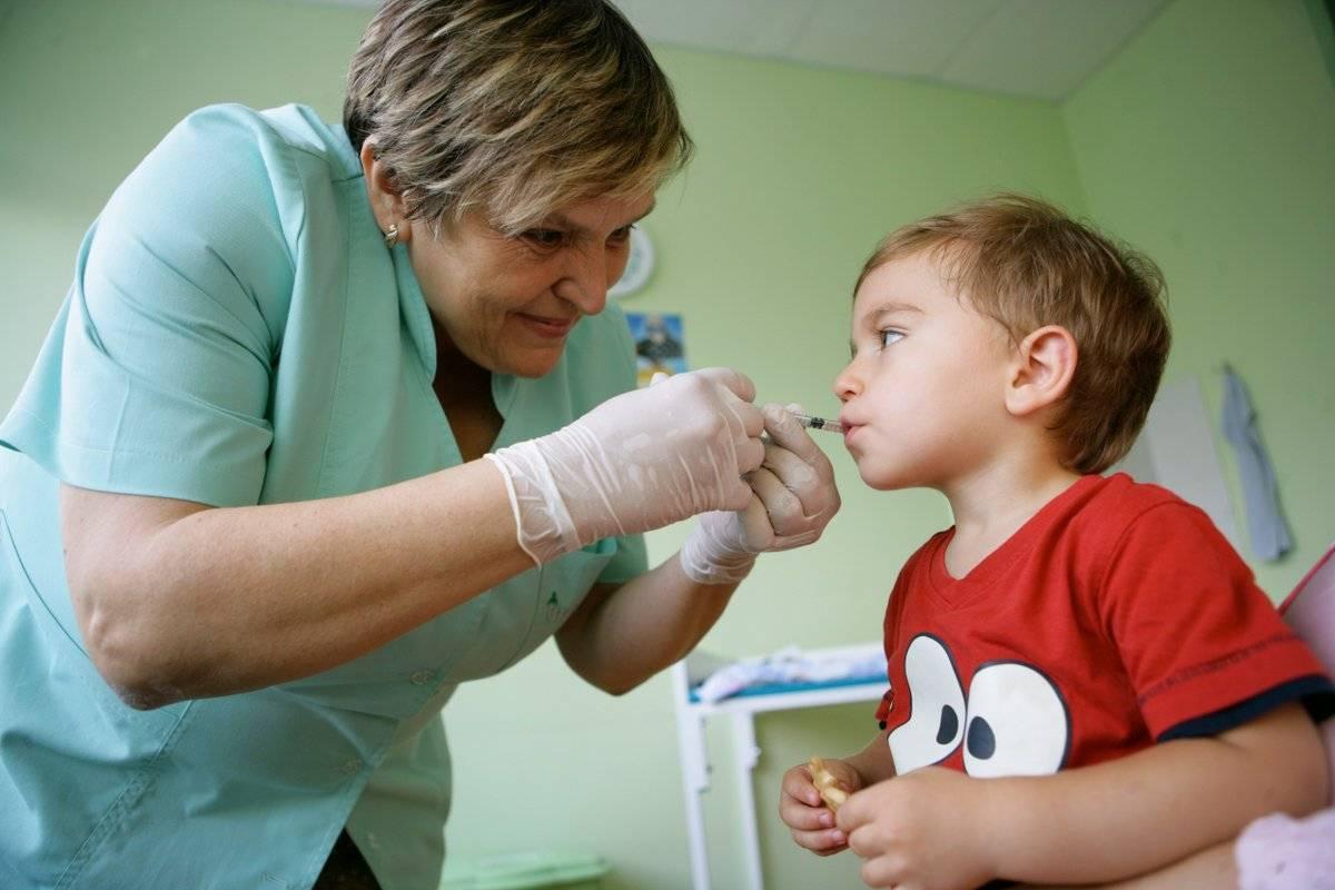 Полиомиелит симптомы у детей