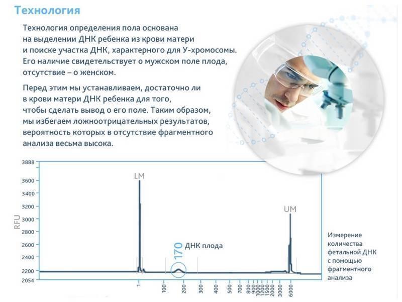 Определение пола ребенка: тест днк - мама папа медико-генетический центр
