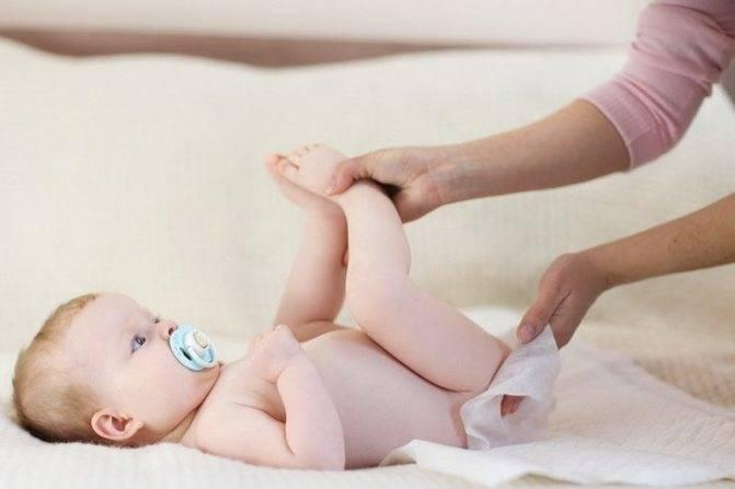 Как помочь грудничку при запоре в домашних условиях: что можно дать младенцу