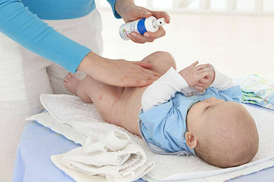 Уход за новорожденным ребенком в первые дни жизни