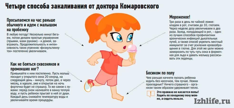 Можно ли гулять с ребёнком при наличии кашля и насморка