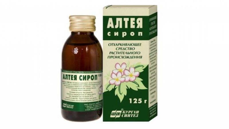 Сироп алтея для детей от кашля, корень алтея. как принимать сироп алтея взрослым, детям?