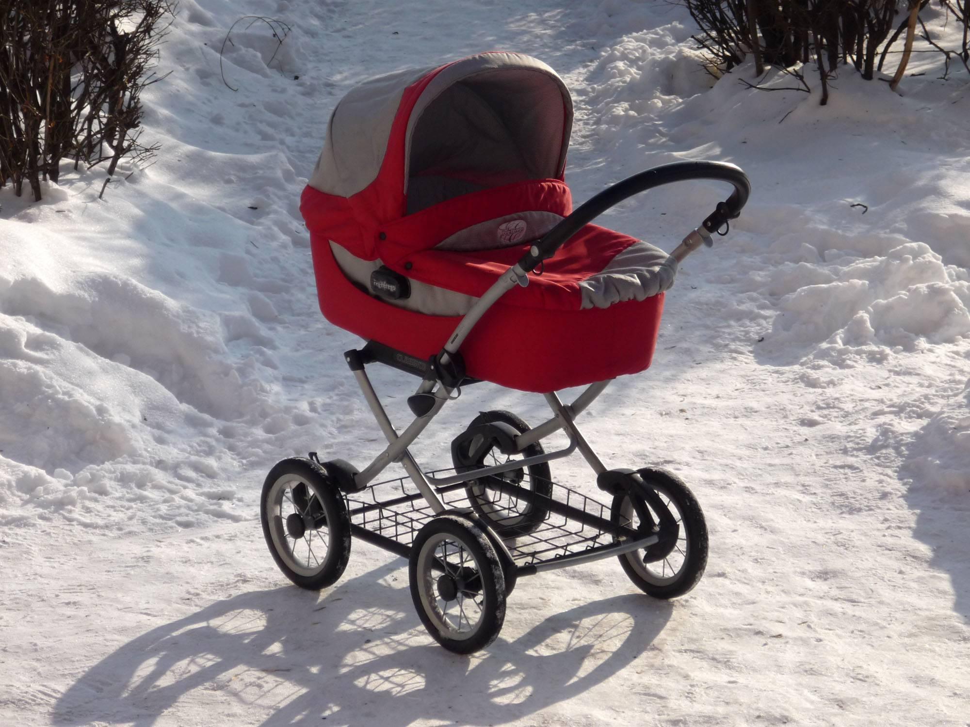 Зимние коляски для новорожденных: как выбрать легкую люльку, трансформер и конверт, а также рейтинг и фото лучших транспортных средств для малышей с описанием