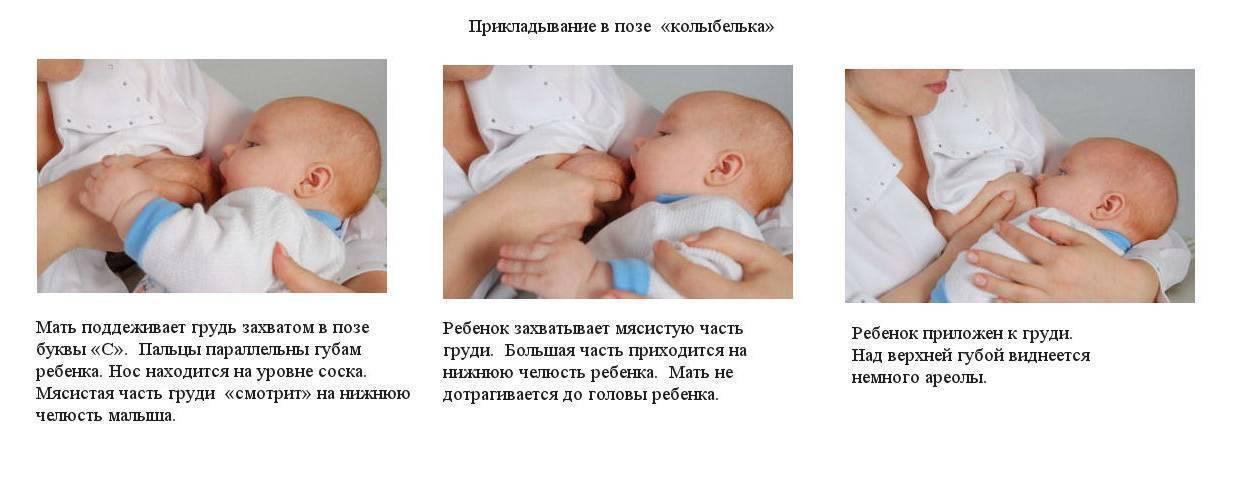 Как правильно кормить новорожденного грудным молоком?