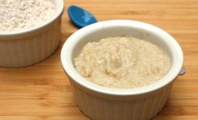 Как варить пшеничную кашу на молоке ребенку от 1 года