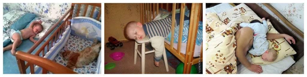 Ребенок потеет во сне. нужно ли беспокоится?