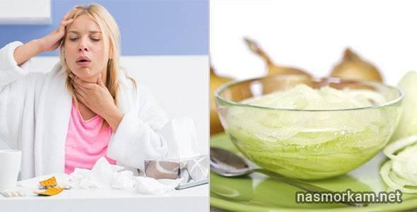 Лук с сахаром от кашля детям - рецепт приготовления и правила применения