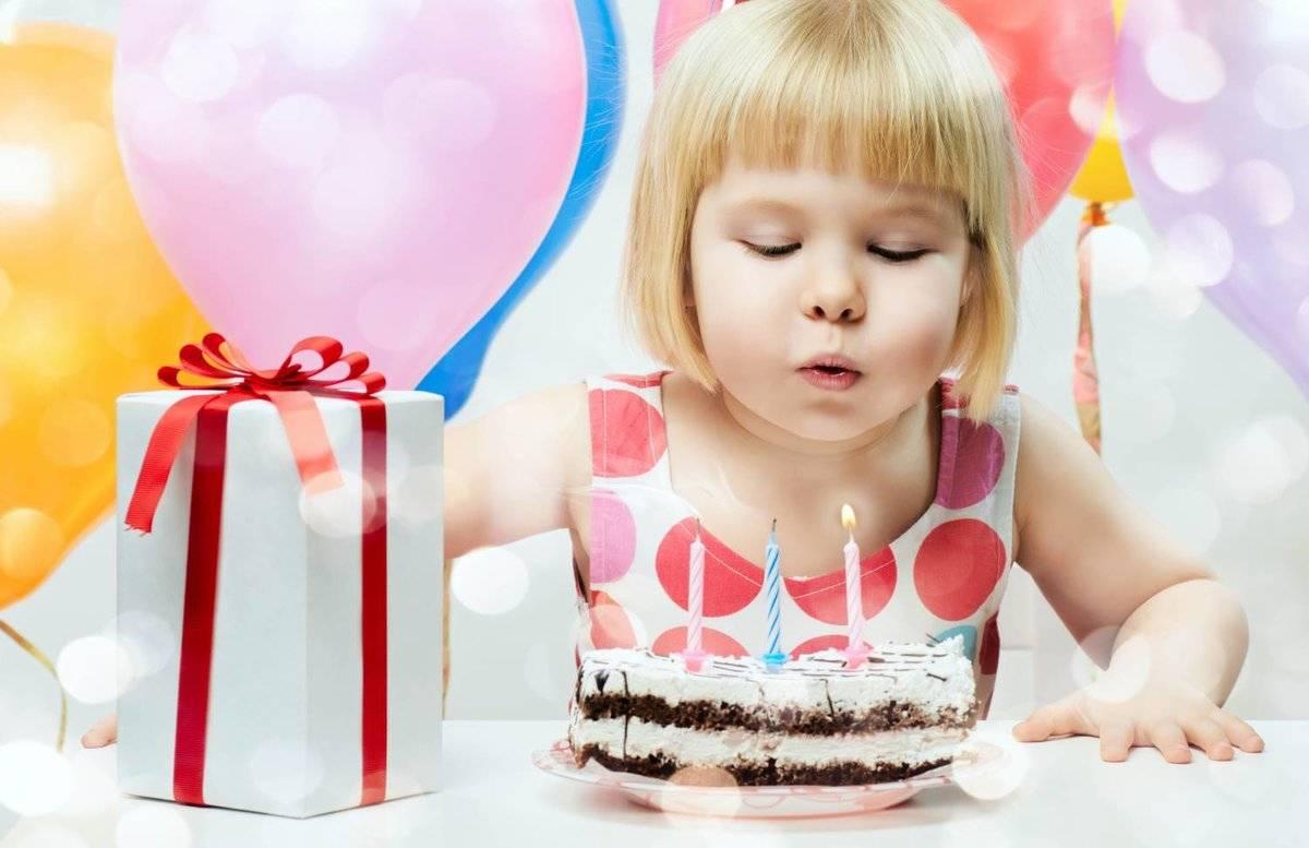 Что подарить девочке на 2-3 года на день рождения