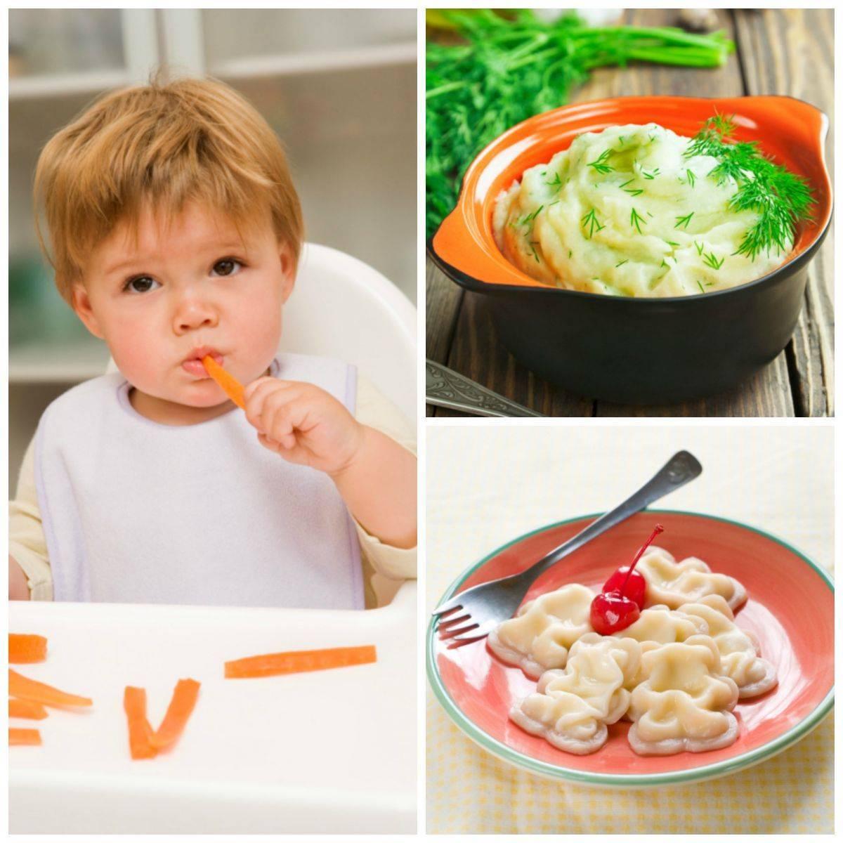 Режим питания, примеры меню и рецепты блюд для ребёнка 10 месяцев