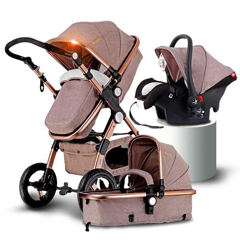 Лучшие коляски для новорожденных — фото самых удобных и много функциональных экземпляров