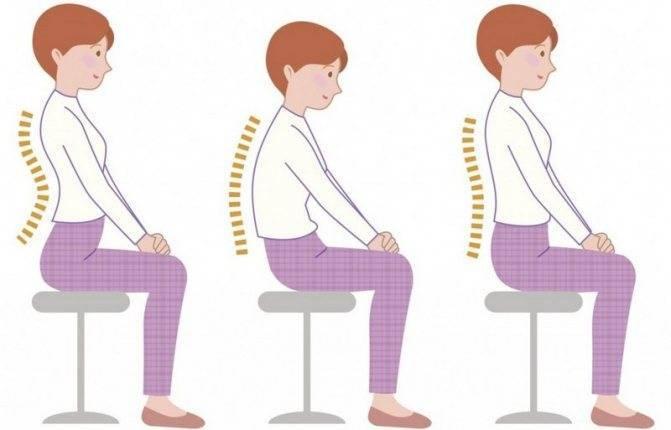 Нарушение осанки у детей школьного и дошкольного возраста: лечение с помощью лечебной гимнастики
