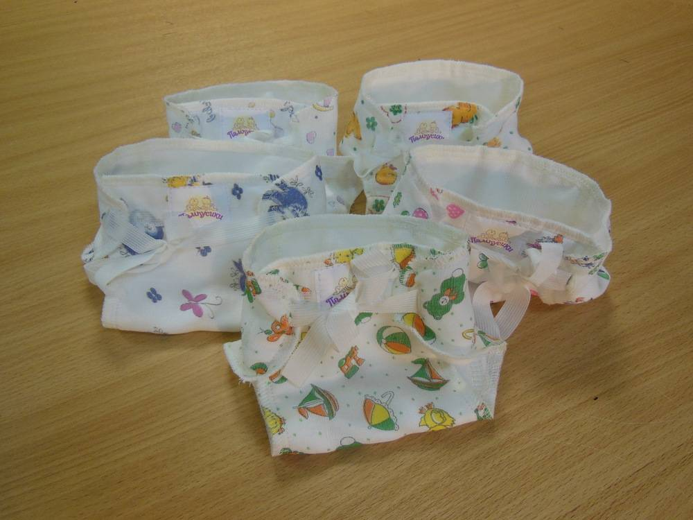 Марлевые подгузники для новорожденных – можно ли? как сделать и из чего сшить марлевые подгузники для новорожденных | | женский журнал tatros.info