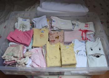 Что купить для новорожденного: список вещей / mama66.ru