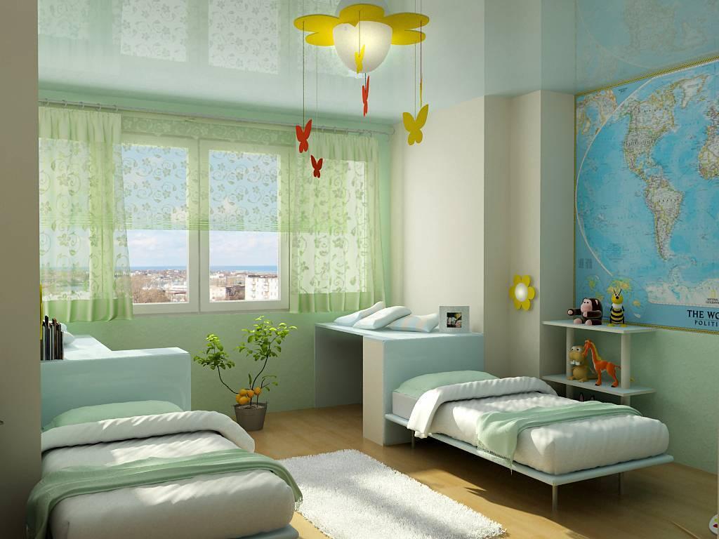 Дизайн детской комнаты в хрущевке: 60 идей
