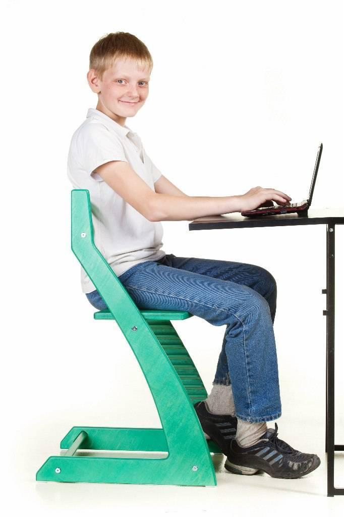 Как выбрать ортопедическое кресло для школьника