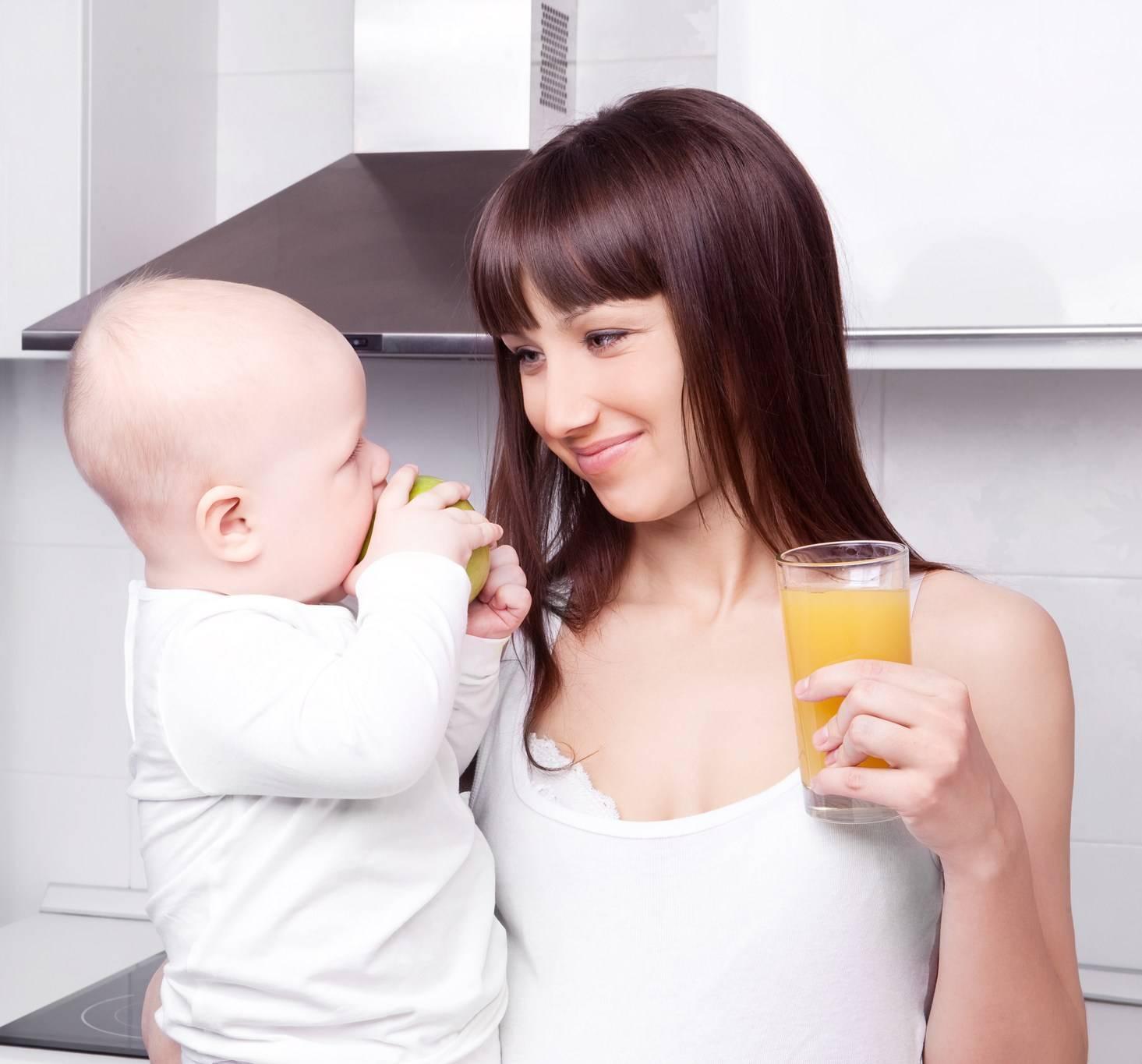 Можно ли пить цикорий при грудном вскармливании и когда его нужно включать в рацион матери и ребенка?