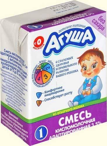 Детские кисломолочные смеси: названия, список, рейтинг лучших, изготовители, состав, назначение, инструкция по приему, дозировка и рекомендации врачей