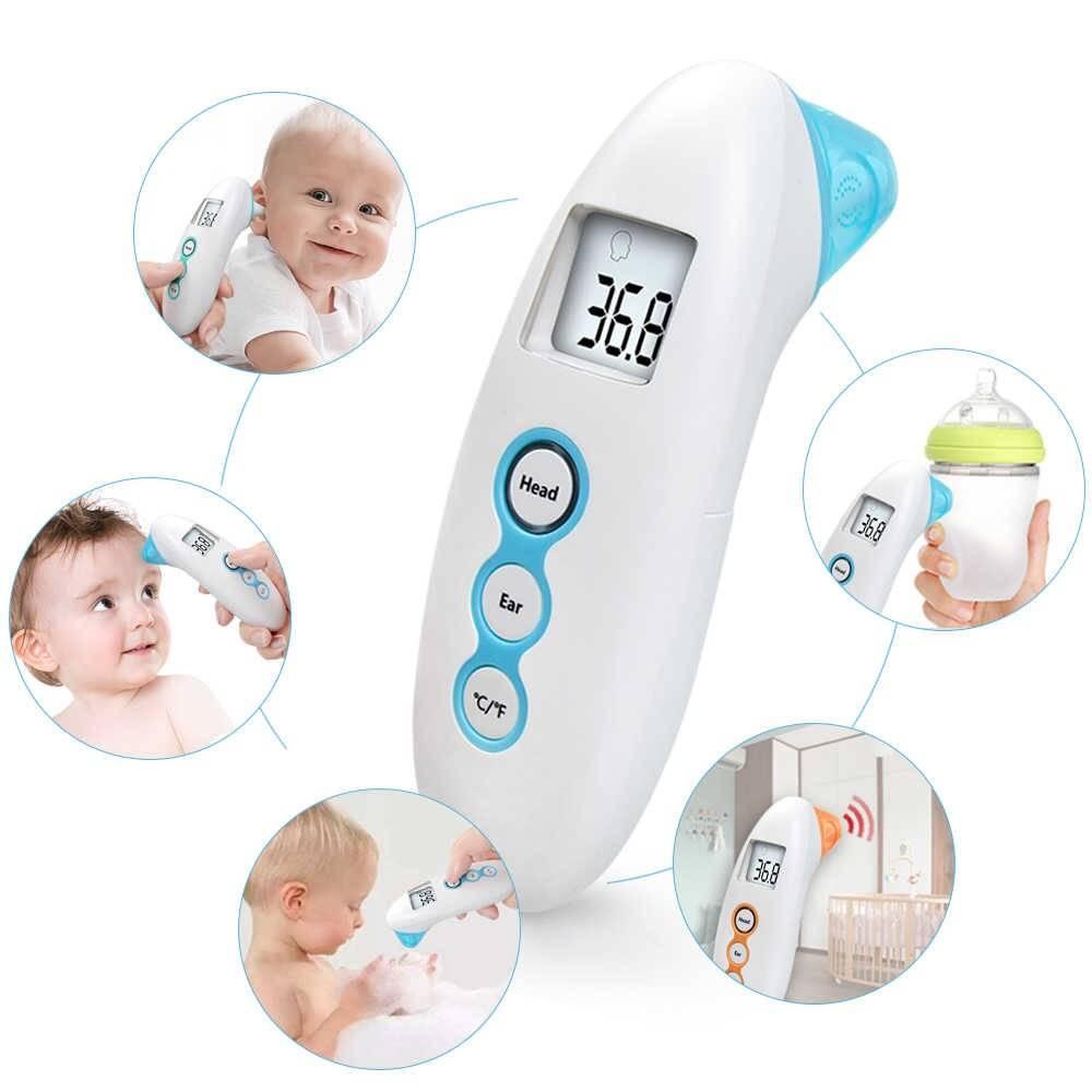 Инфракрасный термометр для детей: как выбрать лучший бесконтактный градусник? | покупки | vpolozhenii.com