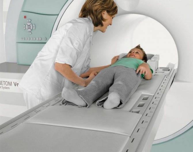 Мрт головного мозга ребенку, как делают, что показывает, наркоз