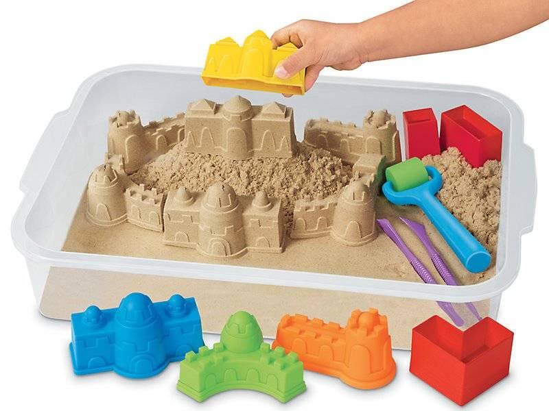 Детский кинетический песок