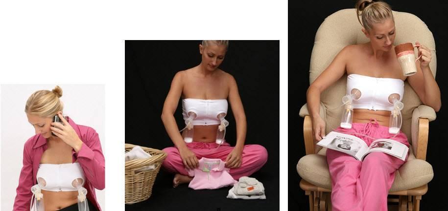 Как перевязать грудные железы для предотвращения лактации комаровский видео