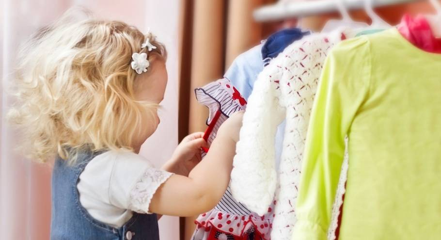 Как сделать так, чтобы ребенок одевался сам