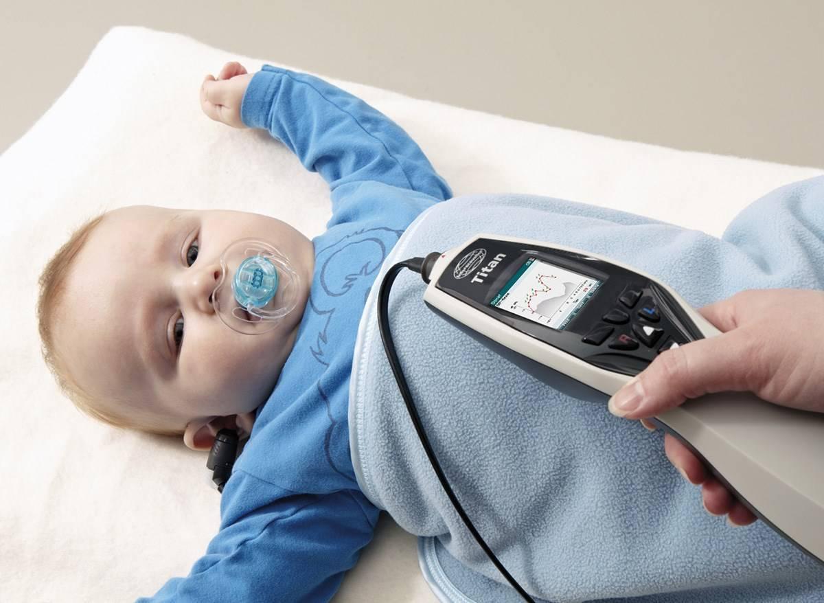 Неонатальный скрининг новорожденных на наследственные заболевания — обновлено 03.19