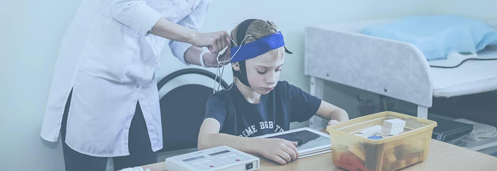 Микрополяризация головного мозга детям ????: показания и противопоказания курса ткмп
