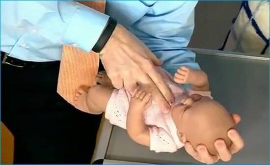 Ребенок подавился и задыхается: первая помощь - мой ребенок
