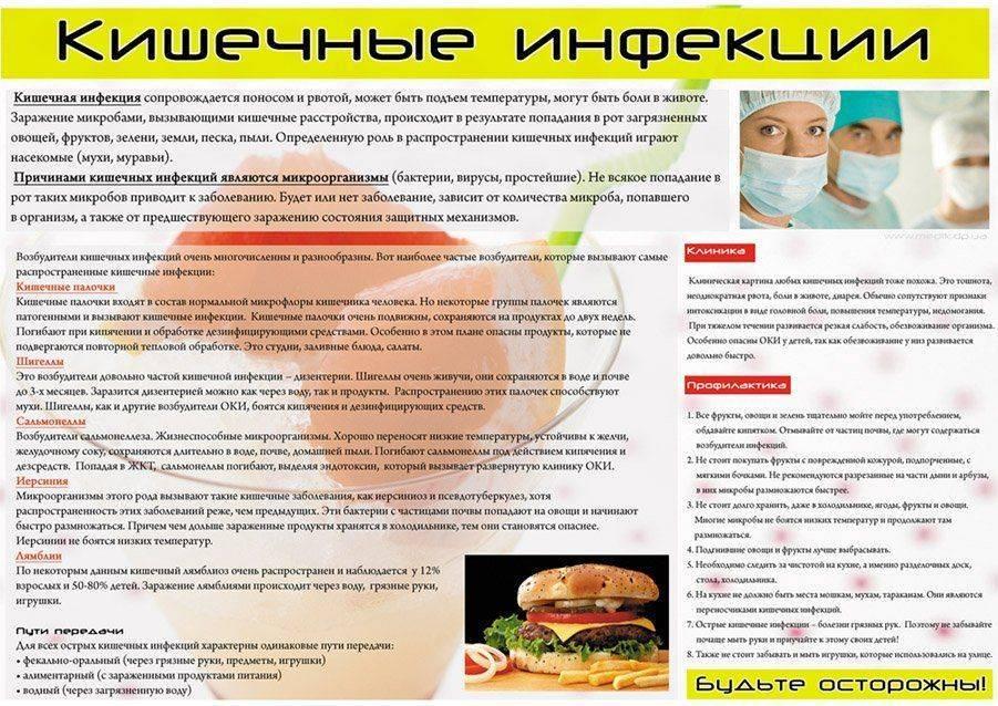 Особенности диеты при ротавирусное инфекции: что можно есть, а что нельзя