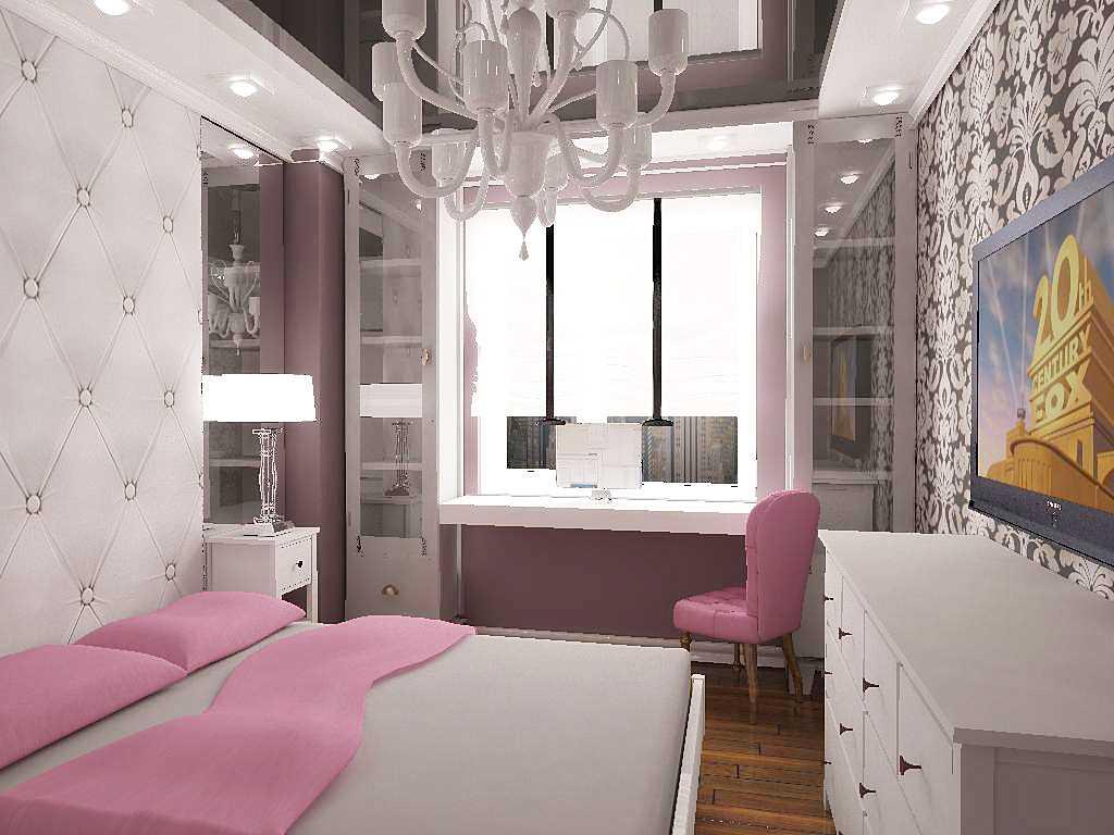 Дизайн комнаты для девочки-подростка - варианты интерьера