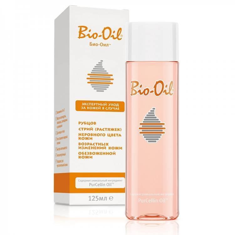 Косметическое масло bio-oil от шрамов и растяжек