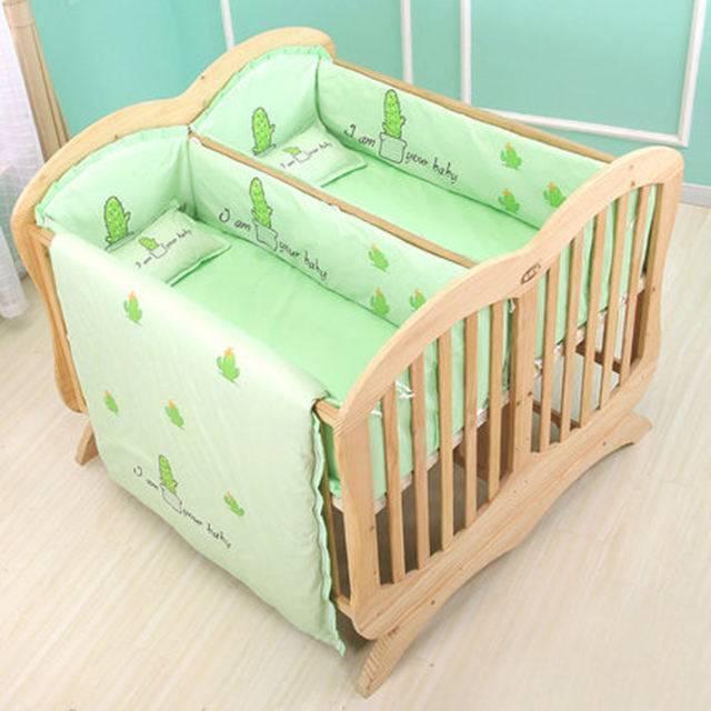 Детская кроватка: 5 лучших моделей